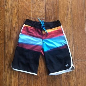 Boys Quilsilver Swim Trunks